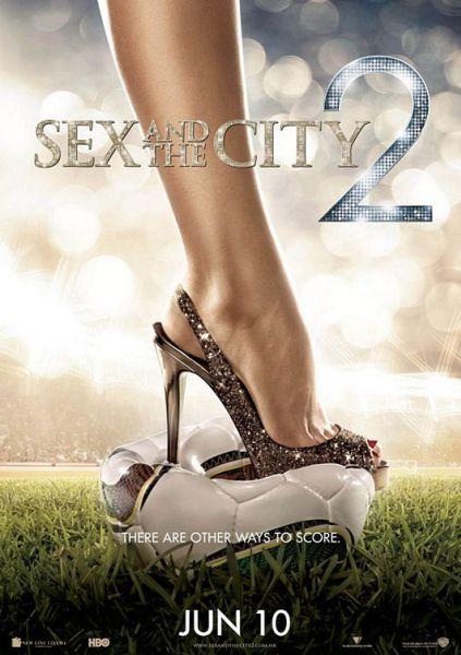 Секс в большом городе 2» против Чемпионата мира по футболу