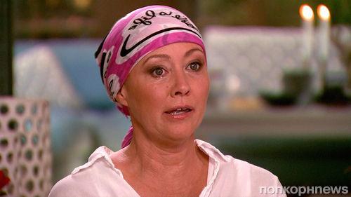 Шэннен Доэрти о борьбе с раком: «Я начала думать, что не выживу»