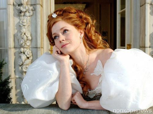 Эми Адамс снова станет принцессой в сиквеле «Зачарованной»