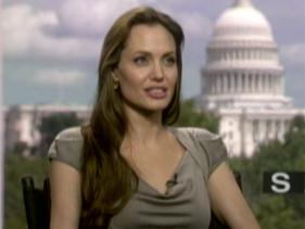 Анджелина Джоли рассказала о новых проектах