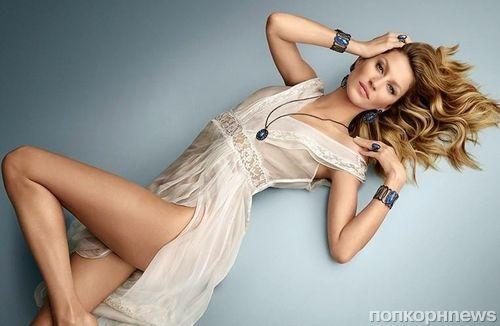 Жизель Бундхен в рекламной кампании Vivara Jewellery Holiday 2014