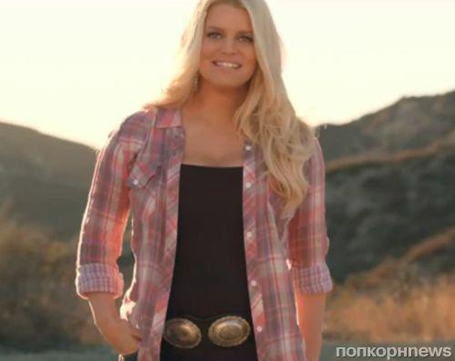 Джессика Симпсон рассказала о своей беременности в рекламе Weight Watchers