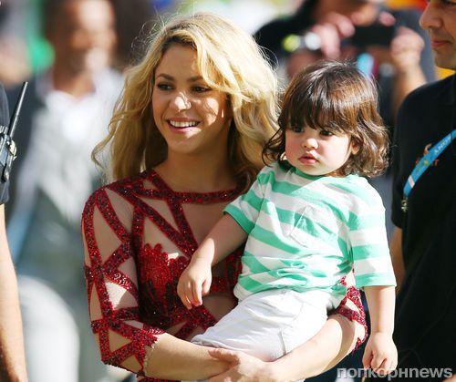 Шакира подтвердила слухи о своей беременности