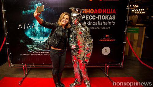 «Киноафиша» провела пресс-показ фильма «Атлантида» в Санкт-Петербурге