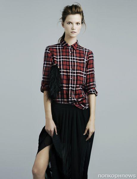 Новый каталог Zara. Ноябрь 2011