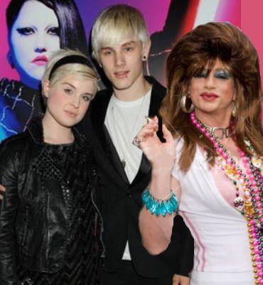 Жених Келли Осборн изменял ей с транссексуалом