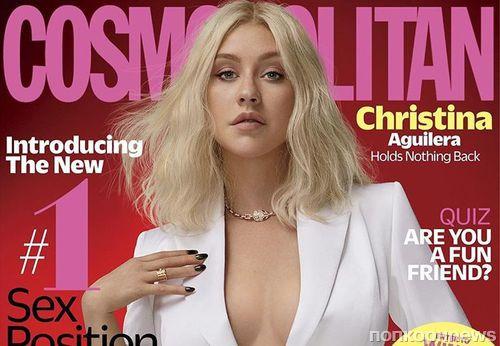 """Кристина Агилера рассказала, почему она против романов с мужчинами из шоу-бизнеса: """"Это не мой стиль"""""""