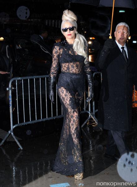 Леди Гага на презентации книги «LADY GAGA x TERRY RICHARDSON» в Нью-Йорке