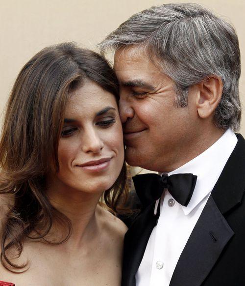 Элизабетта Каналис не хочет детей от Джорджа Клуни