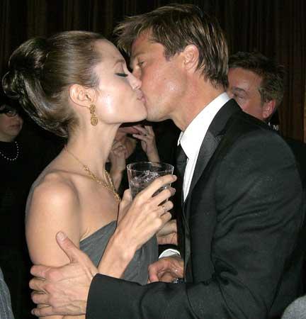 Анджелина Джоли и Брэд Питт: слухи о расставании