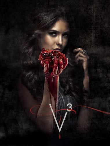 Промо-фото третьего сезона сериала «Дневники вампира»