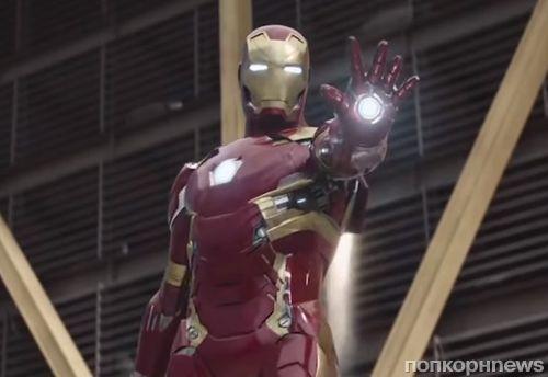 До и после: сравниваем визуальные эффекты в «Первый Мститель: Противостояние»