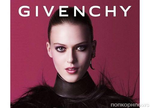 Рекламная кампания новой косметической коллекции Givenchy Extravagancia. Осень 2014