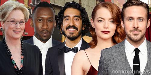 «Оскар» 2017: следи за премией в прямом эфире на ПОПКОРНNews