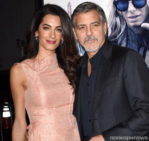 Сандра Буллок, Джордж Клуни и другие на премьере фильма «Наш бренд — кризис»