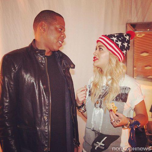 Рита Ора подает в суд на Jay Z