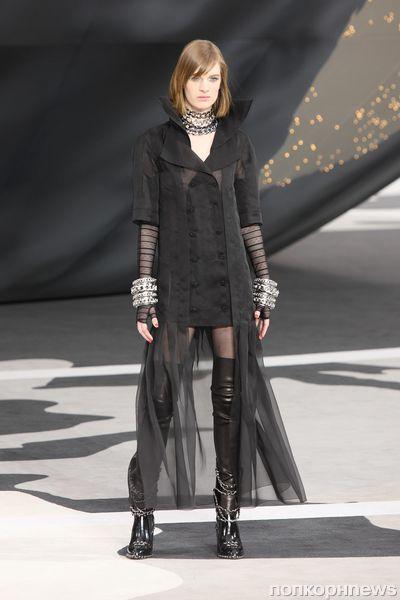 Модный показ Chanel. Осень / зима 2013-2014