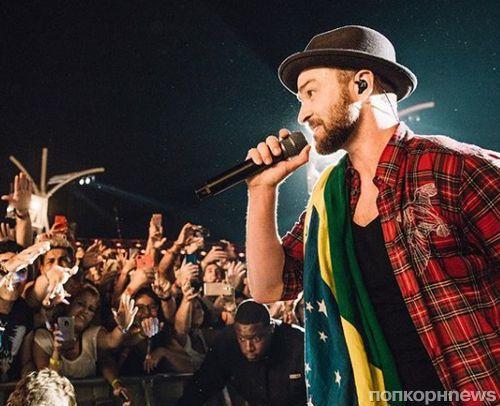 Джастин Тимберлейк выступит на Супербоуле в феврале 2018