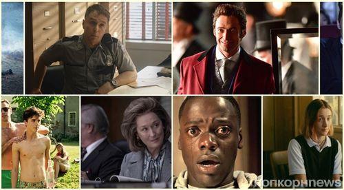 Золотой глобус 2018: представляем номинантов в категориях «Лучший фильм»