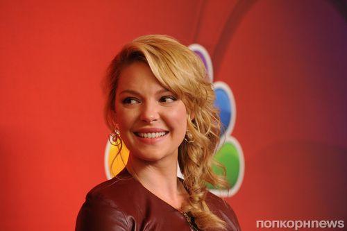 Звезды на NBC Upfront