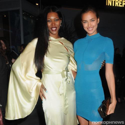Звезды на благотворительном вечере Jeffrey Fashion Cares