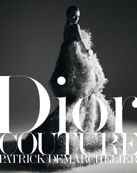 Christian Dior выпускает книгу Dior Couture