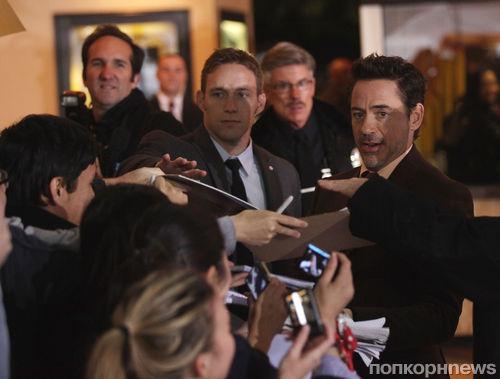 """Премьера фильма """"Шерлок Холмс: Игра теней"""" в Лос-Анджелесе"""