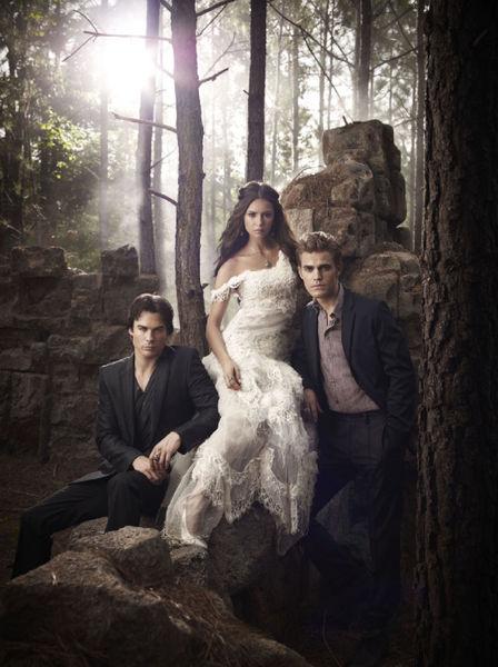 "Промо-ролик эпизода 2x02 сериала ""Дневники вампира"""