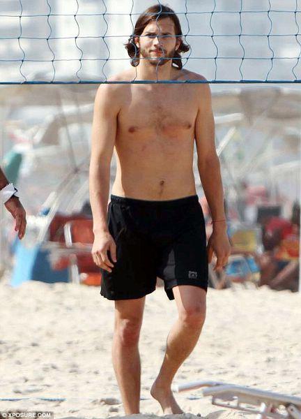 Эштон Кутчер: волейбол в Рио
