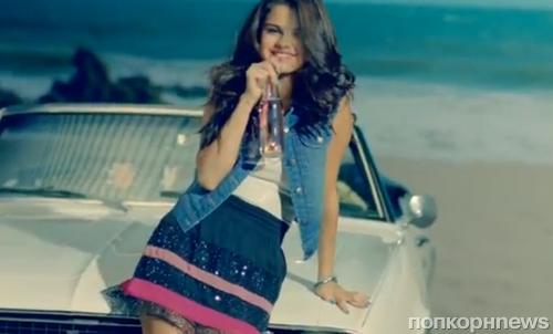 Селина Гомес в рекламе Kmart