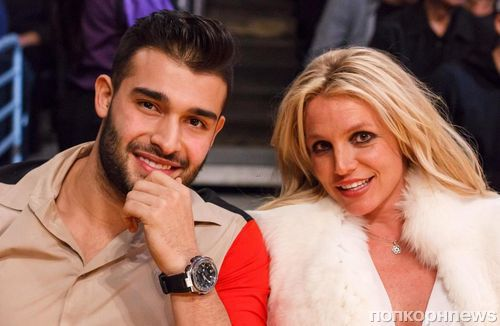 Слухи: Бритни Спирс помолвлена с бойфрендом Сэмом Асгари