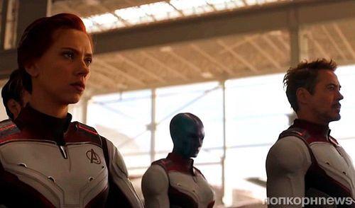 Самый длинный фильм Marvel: «Мстители: Финал» будут длиться 3 часа