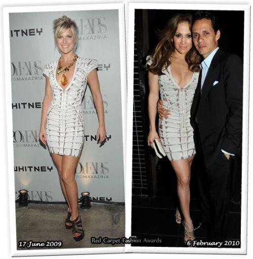 Fashion battle: Али Лартер и Дженнифер Лопес