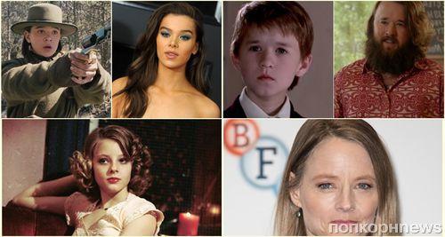 Топ 15 самых молодых номинантов в истории «Оскара»