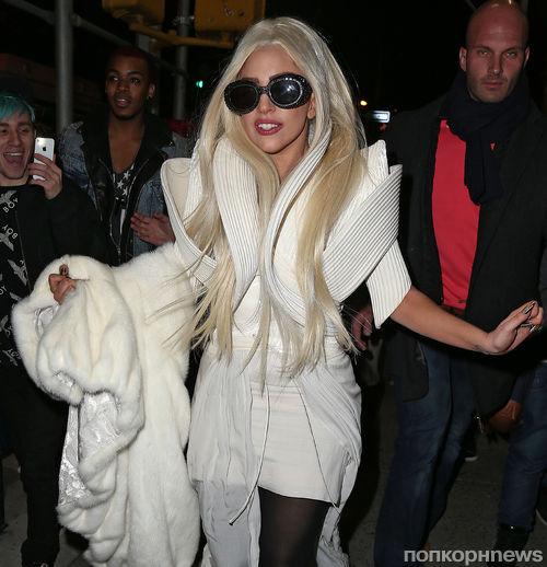 Lady GaGa вновь навлекла на себя гнев PETA