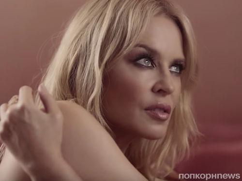Просто грустная песня о любви: Кайли Миноуг выпустила клип Music's Too Sad Without You
