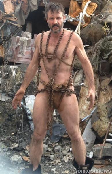 Актер Дэвид Аркетт продемонстрировал всем, что он в хорошей форме