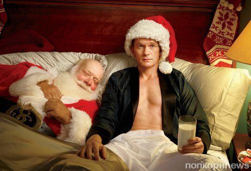Нил Патрик Харрис напоминает о наступлении Рождества в новом фотосете для InStyle
