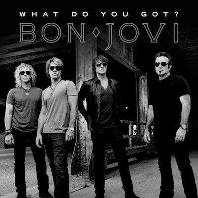 """Новый клип Бон Джови на песню """" What Do You Got?"""""""