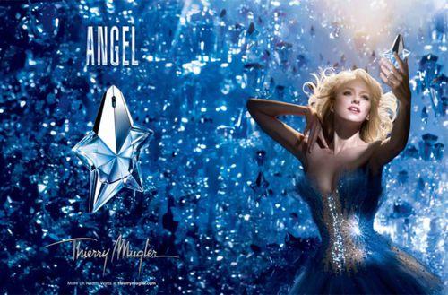 Наоми Уоттс в новой рекламе аромата Angel  от Thierry Mugler