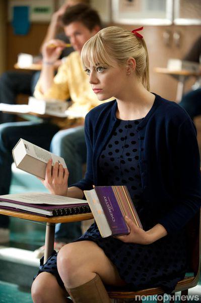 Эмма Стоун рада стать блондинкой