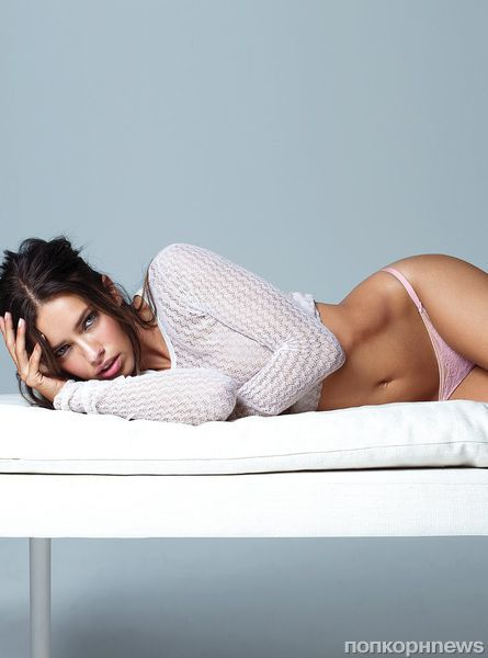 Адриана Лима для каталога Victoria's Secret