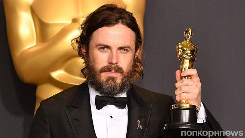 Кейси Аффлек отказался от участия в церемонии «Оскар» 2018