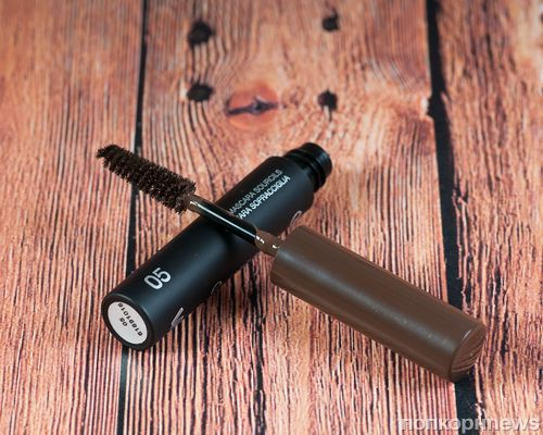 Секреты красоты: Гель для бровей KIKO Milano Eyebrow Fibers Coloured Mascara