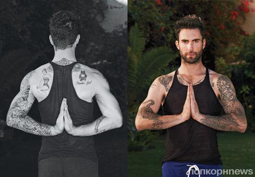 Йога вместе с Адамом Левиным