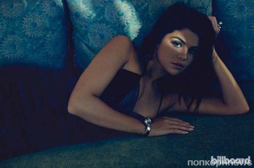 Фото: Селена Гомес в фотосессии для Billboard, октябрь 2015