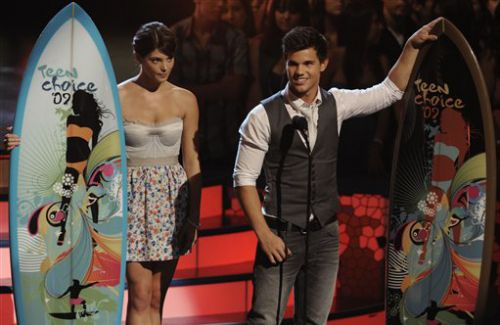 Номинации на Teen Choice Awards 2010