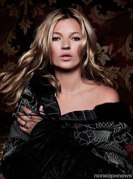 Кейт Мосс в журнале Madame Figaro. Февраль 2012