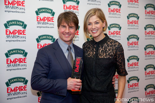 Звезды на Empire Awards