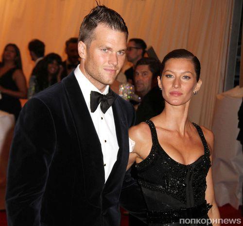 Том Брэди прокомментировал слухи о разводе с Жизель Бундхен